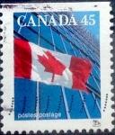 Sellos de America - Canadá -  Intercambio 0,20 usd 45 cent 1995