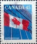 Sellos del Mundo : America : Canadá : Intercambio mb 0,20 usd 45 cent 1995