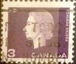 Sellos de America - Canadá -  Intercambio 0,20 usd 3 cent 1963