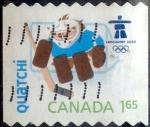 Sellos de America - Canadá -  Intercambio 1,60 usd $ 1,60 2010