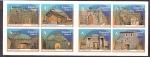 Sellos de Europa - España -  arcos y puertas monumentales