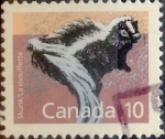 Stamps : America : Canada :   10 cent 1988
