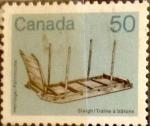 Sellos de America - Canadá -  Intercambio cr3f 0,20 usd 50 cent 1985
