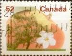 Stamps Canada -  Intercambio 0,40 usd 52 cent 1995