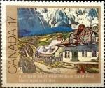 Stamps Canada -  Intercambio 0,20 usd 17 cent 1981