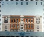 Stamps : America : Canada :  Intercambio mxb 0,60 usd 1,00 $ 1994