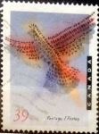 Stamps : America : Canada :  Intercambio jlm 0,20 usd 39 cent 1990
