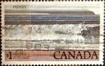 Sellos del Mundo : America : Canadá : Intercambio 0,65 usd 1,00 $ 1979