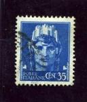 Sellos de Europa - Italia -  Serie Imperial. Italia