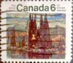 Sellos del Mundo : America : Canadá : 6 cent 1970