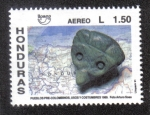 Stamps of the world : Honduras :  Historia