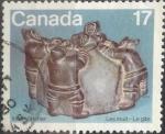 Sellos del Mundo : America : Canadá : 17 cent 1979