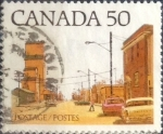 Sellos del Mundo : America : Canadá :  Intercambio 0,20 usd 50 cent 1978