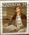 Sellos de America - Canadá -  Intercambio 0,20 usd 14 cent 1978