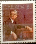 Sellos de America - Canadá -  Intercambio 0,20 usd 30  cent 1982
