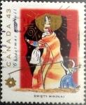 Sellos del Mundo : America : Canadá :  Intercambio crf 0,25 usd 43 cent 1993