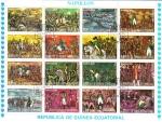 Stamps Equatorial Guinea -  Napoleon