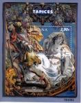 Sellos de Europa - España -  Tapices