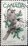 Sellos del Mundo : America : Canadá : Intercambio jlm 0,20 usd 5 cent 1968