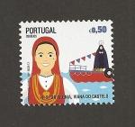 Stamps Portugal -  Fiestas tradicionales