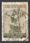 Sellos del Mundo : America : Argentina : REVOLUCION LIBERTADORA