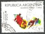 Stamps : America : Argentina :  NAZARENA PASTOR