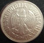 monedas del Mundo : Europa : Alemania :  1955 (Anverso)