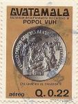 Sellos de America - Guatemala -  Las gracias al creador