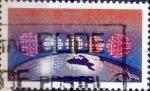 Sellos de America - Canadá -  Intercambio 0,20 usd 34 cent 1986