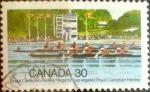 Sellos de America - Canadá -  Intercambio cxrf2 0,20 usd 30 cent 1982