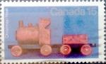 Sellos de America - Canadá -  Intercambio cr3f 0,20 usd 15 cent 1979
