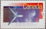Sellos de America - Canadá -  Intercambio 0,25 usd 43 cent 1994