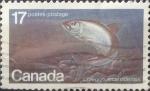 Sellos de America - Canadá -  Intercambio cr3f 0,20 usd 17 cent 1980