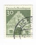 Sellos del Mundo : Europa : Alemania : Flensburg.Schleswing
