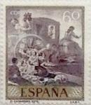 Sellos de Europa - España -  60 céntimos 1958