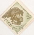 Sellos de Europa - España -  50 céntimos 1958