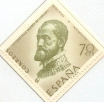 Stamps Spain -  70 céntimos 1958