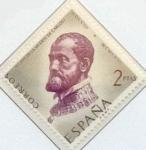Stamps Spain -  2 pesetas 1958