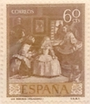 Stamps Spain -  60 céntimos 1959