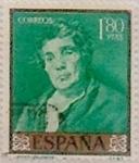 Sellos de Europa - España -  1,80 pesetas 1959