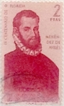 Sellos de Europa - España -  2 pesetas 1960