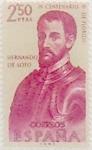 Sellos de Europa - España -  2,50 pesetas 1960