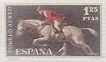 Stamps Spain -  1,25 pesetas 1960