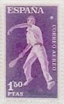Sellos de Europa - España -  1,50 pesetas 1960