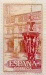 Sellos de Europa - España -  1 peseta 1960