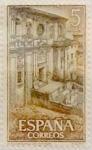 Sellos de Europa - España -  5 pesetas 1960