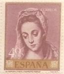 Sellos de Europa - España -  40 céntimos 1961