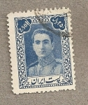 Stamps Asia - Iran -  Sha Reza Phalevi