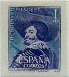 Sellos de Europa - España -  1 peseta 1961