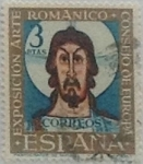Sellos de Europa - España -  3 pesetas 1961
